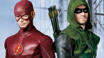 "Spinoff da CW pode misturar universos de ""The Flash"" e ""Arrow"""