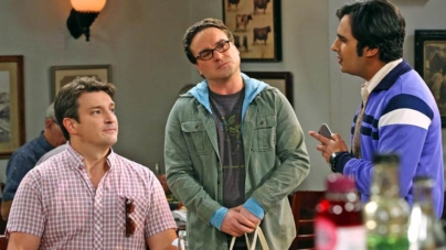 """The Big Bang Theory"" terá a participação de Nathan Fillion"