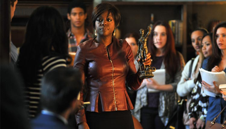 "OnBox: 1ª Temporada de ""How To Get Away With Murder"""