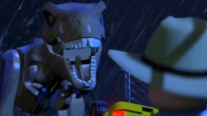 "Assista ao trailer de ""LEGO Jurassic World"""