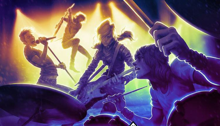 """Rock Band 4"" é anunciado para PS4 e XBox One"