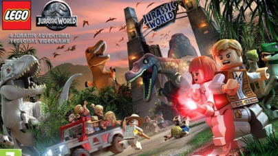 "Start: ""LEGO Jurassic World"""