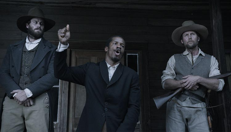 """The Birth of a Nation"" e a determinação de um ator"