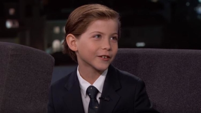 Jacob Tremblay é extremamente fofo!