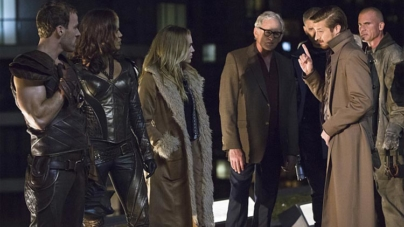 "Recap: ""DC's Legends of Tomorrow"" – Piloto, Parte 1"