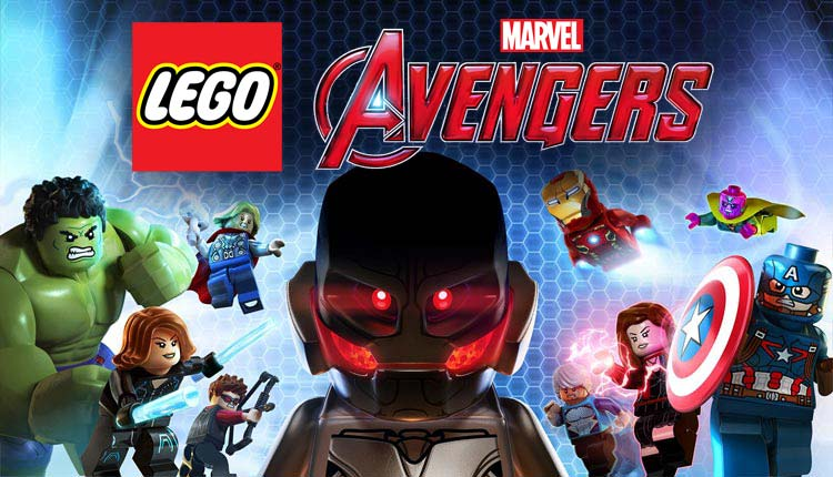 "Start: ""LEGO Marvel's Avengers"""