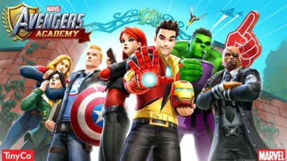 "Start: ""Marvel Avengers Academy"""