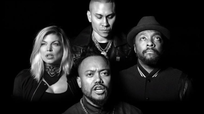 "The Black Eyed Peas relança ""Where's The Love?"" com muitas participações"