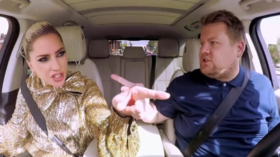 "Lady Gaga participa do ""Carpool Karoke"" com James Corden"
