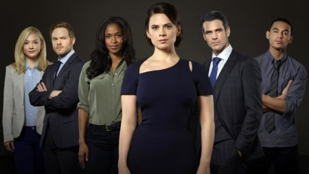 "Premiere: ""Conviction"" a nova aposta na tv de Hayley Atwell"