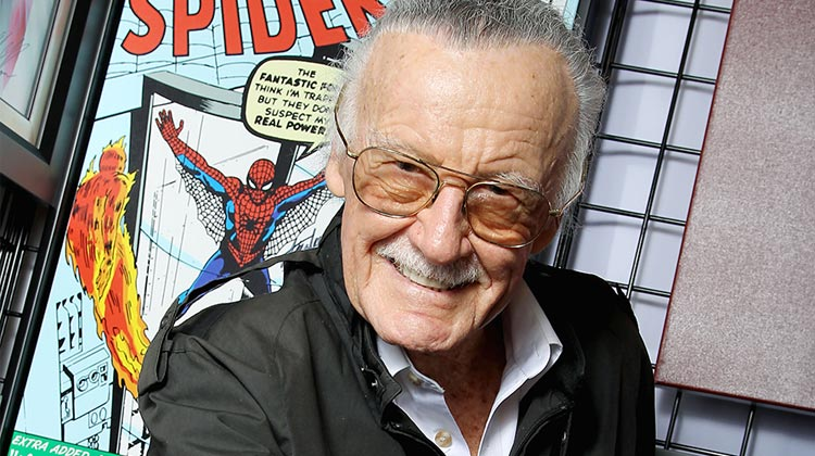 75 anos de Stan Lee na Marvel!