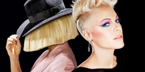 "P!nk e Sia lançam single de ""Waterfall"""