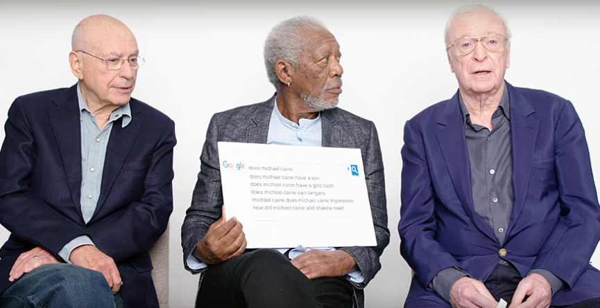 Wired entrevista Alan Arkin, Morgan Freeman e Michael Caine