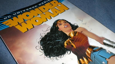 "HQ: ""Wonder Woman vol. 2: Year One"" de Greg Rucka"