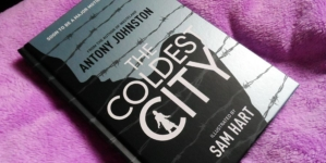 "HQ: ""The Coldest City"" de Antony Johnston"