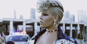 "P!nk retorna com o novo single ""What About Us"""