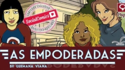 "O Feminismo no clichê de ""As Empoderadas"" de Germana Viana"