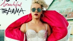 """Beautiful Trauma"" da P!nk é um album mais intimista"