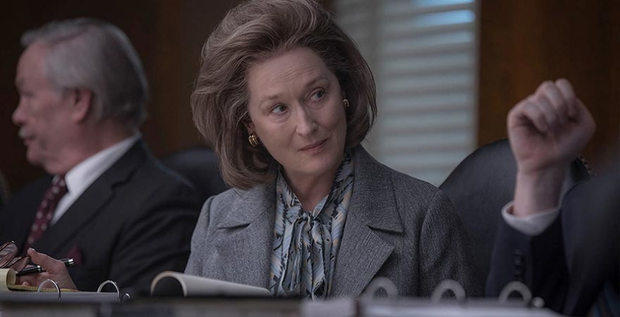 """The Post – A Guerra Secreta"" entre dois poderes"