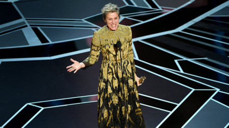 Frances McDormand e a curva em Hollywood