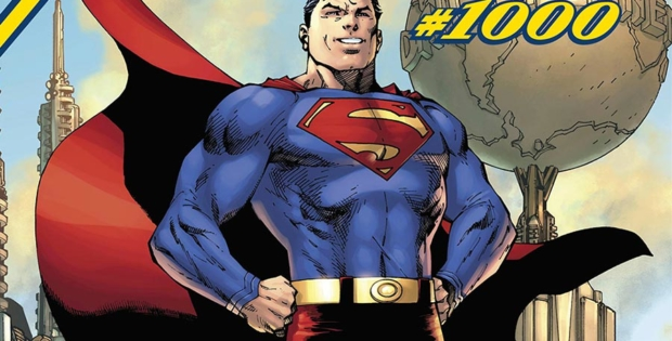 Action Comics #1000 e 80 anos de Superman