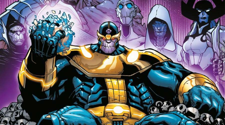 Zoneando Podcast #116 – Dossiê Thanos e Saga do Infinito