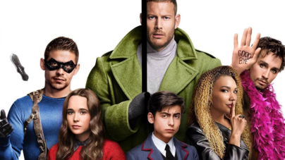 """The Umbrella Academy"" – O time extraordinário"